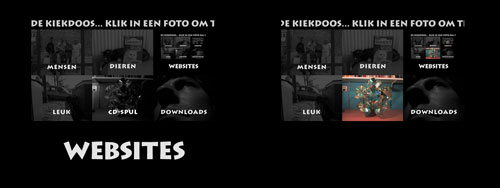 De Kiekdoos - My first website